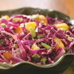 Orange-Poppy Seed Coleslaw