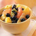 Vanilla-Lime Fruit Salad