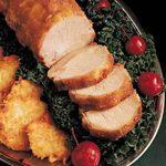 Spiced Apple Pork Roast