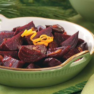 Easy Sweet & Sour Beets