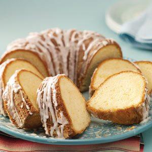 Vanilla Ring Cake