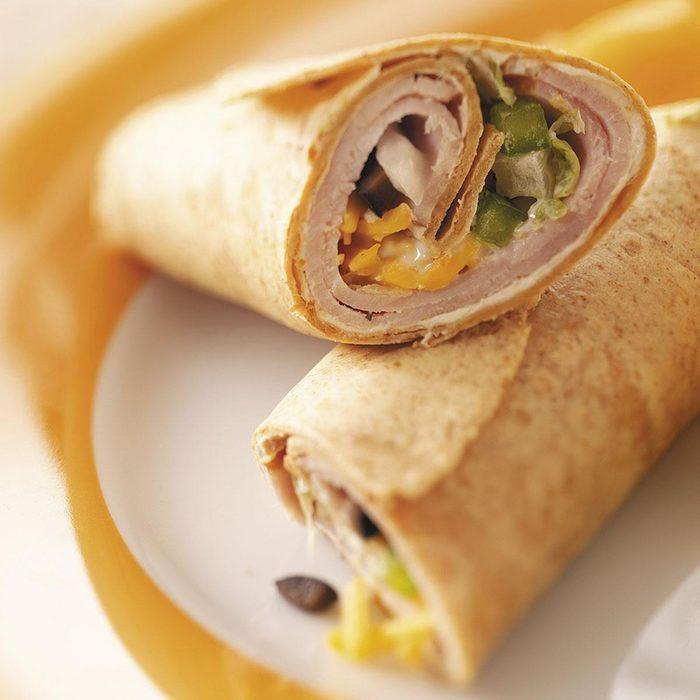 Speedy Lunch Wraps