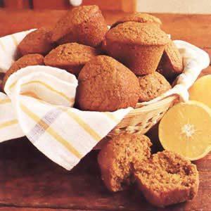 My Favorite Bran Muffins