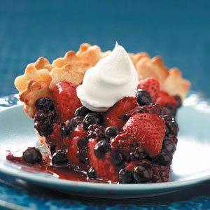 Berry Patch Pie