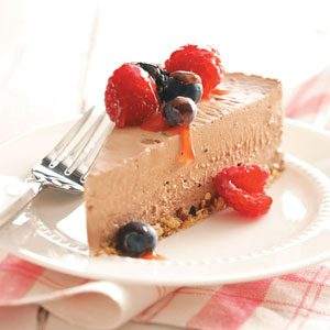 Berry Chocolate Dessert