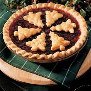 Easy Cranberry Pie