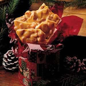 Macadamia Almond Brittle