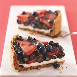 Berry Cheese Torte