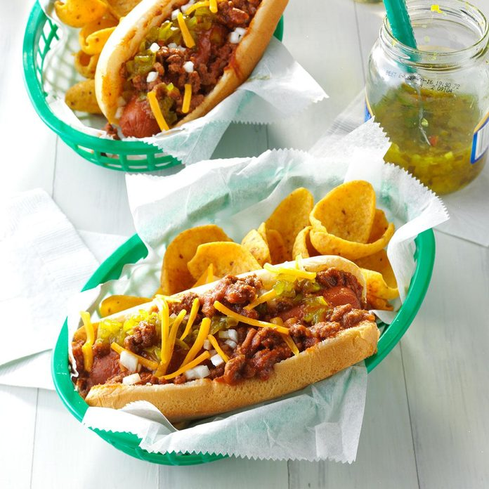 Inspired By: Chili Cheese Coney