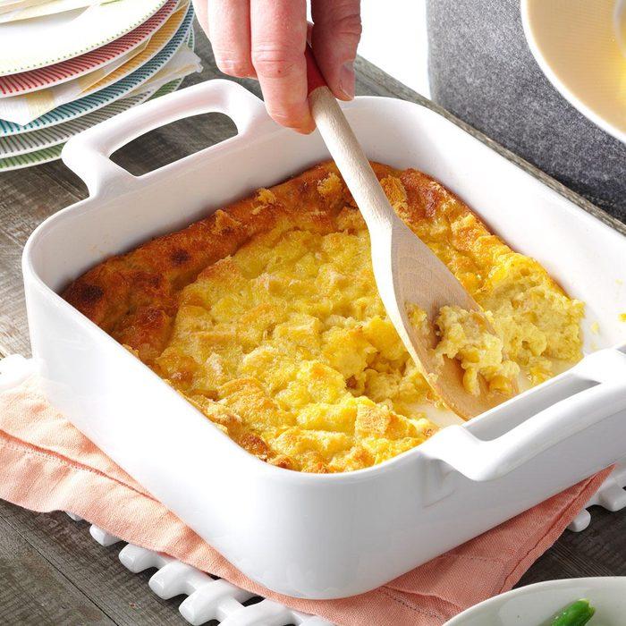 Grandmother's Corn Pudding