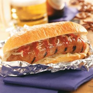Game-Day Brats