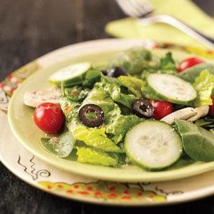 Veggie Tossed Salad
