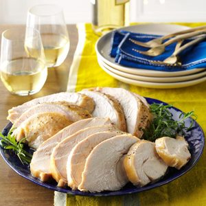 Moist & Tender Turkey Breast