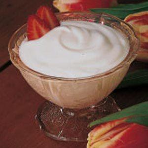 Creamy Vanilla Pudding