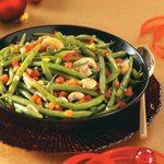Fresh Green Bean Medley
