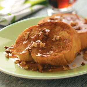 Butter Pecan French Toast