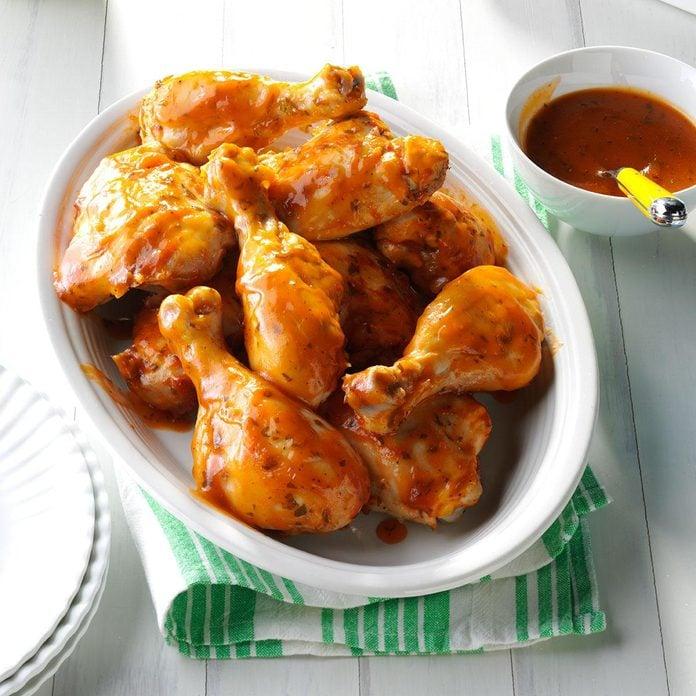 Day 29: Slow Cooker BBQ Chicken
