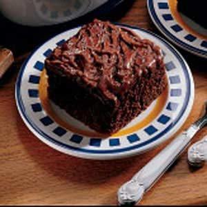 Little Chocolate Cake