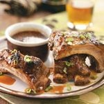 Asian-Style Baby Back Ribs
