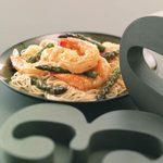 Glazed Shrimp & Asparagus