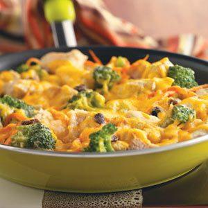Broccoli Chicken Skillet