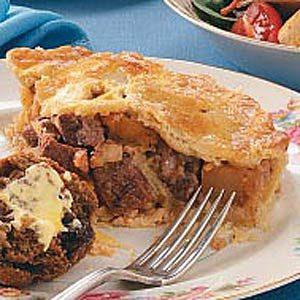 Bavarian Beef Pie