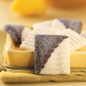 Dipped Lemon Spritz