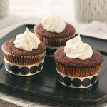 Holiday Gingerbread Cupcakes
