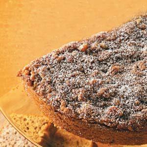 Gluten-Free Pecan Pumpkin Cake
