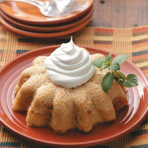 Maple Bread Pudding