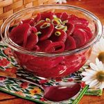 Mom's Pickled Beets