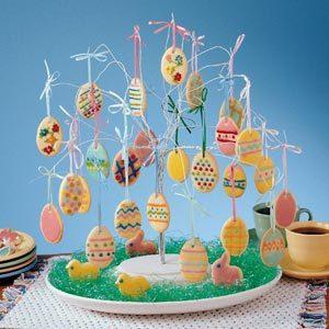 Sweet Easter Tree