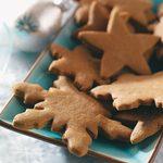 Gingerbread Crisp Cutouts