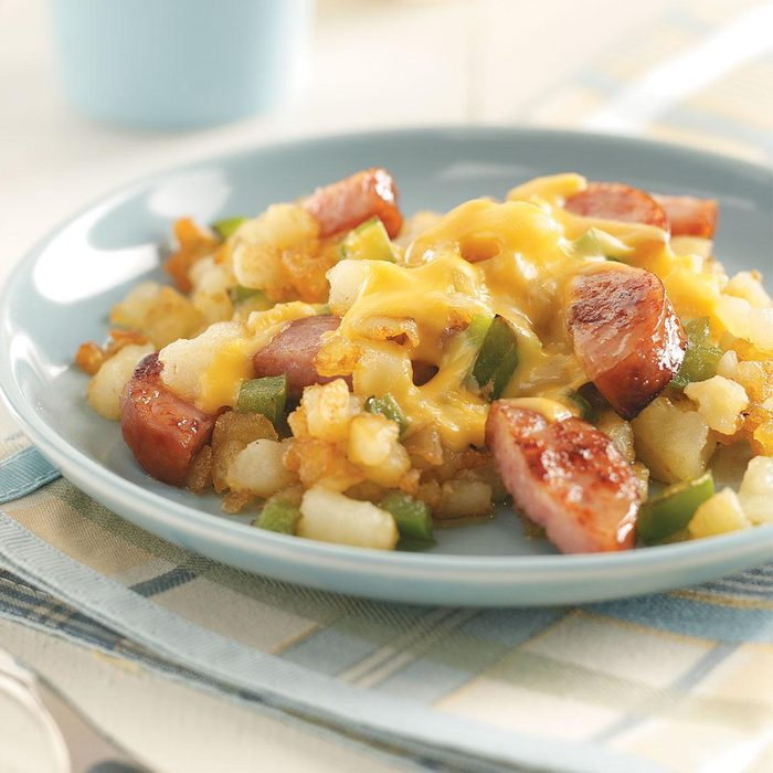 Hearty Sausage 'n' Hash Browns