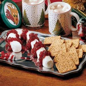 Merry Berry Appetizer