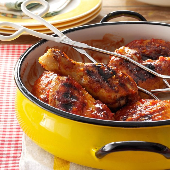Contest-Winning Barbecued Chicken