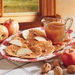 Apple Nut Hotcakes