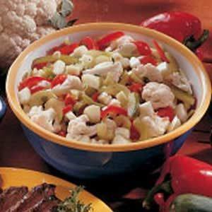 Seven-Vegetable Salad