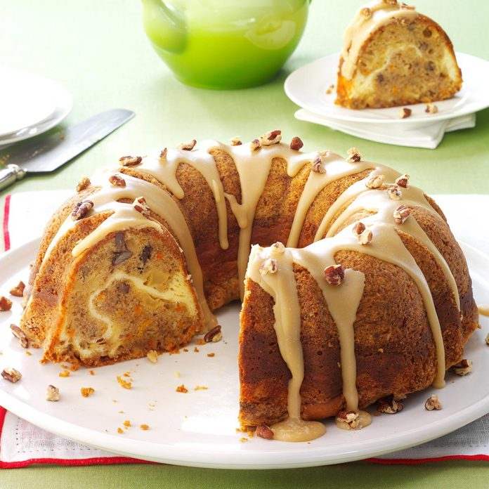 1973: Apple Swirl Cake