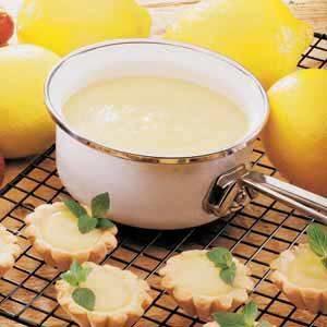 Simple Lemon Curd