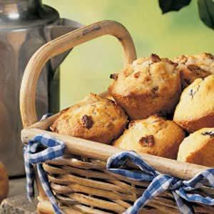 Peachy Moist Muffins