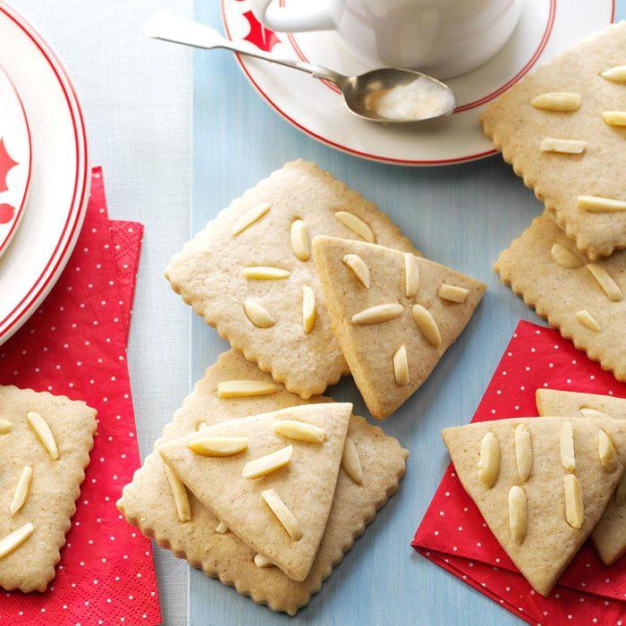 Spiced German Cookies
