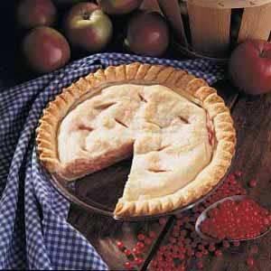 Praline Apple Pie