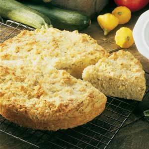 Onion Zucchini Bread