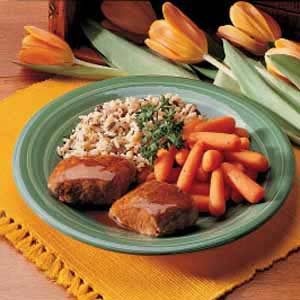 Pork Tenderloin Diane
