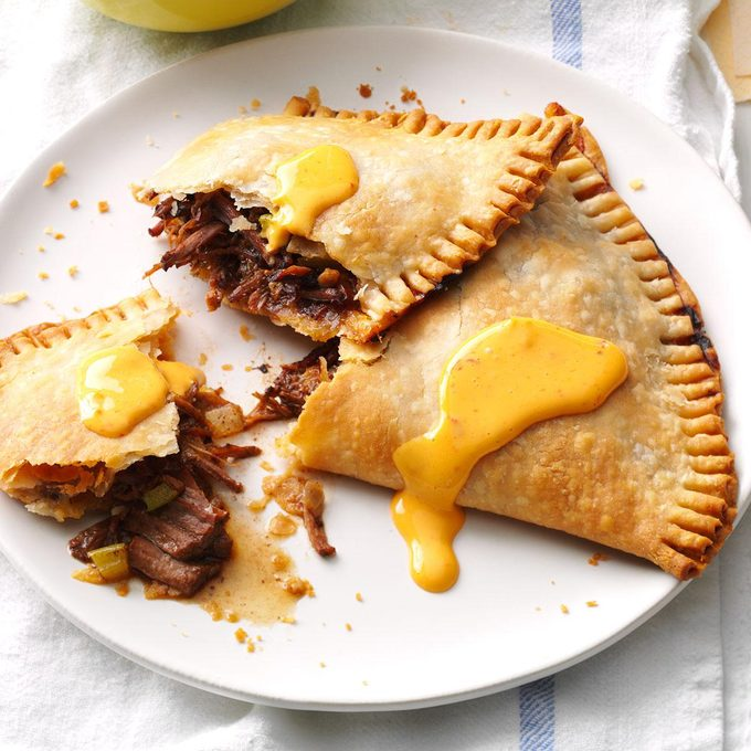 Make: Easy Beef Pies
