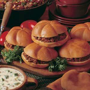 Sicilian Burgers
