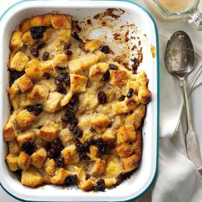 1945: Bread Pudding