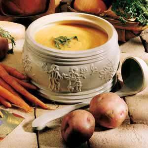 Golden Autumn Soup
