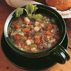 Scotch Broth Soup
